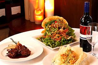 148 azabujuban wine inspired modern australian cuisine for Australian fusion cuisine