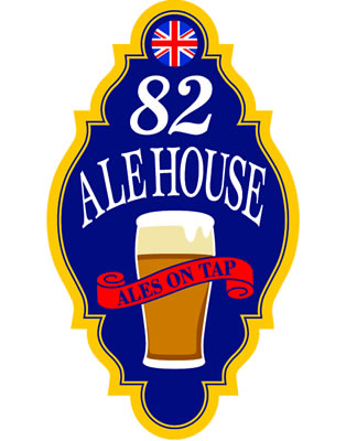 82ALE HOUSE - ALES ON TAP