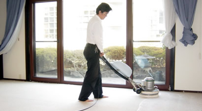 Photo from A–1 Carpet Company, Carpet Cleaning Service for Tokyo since 1951