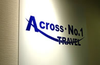 Across・No1 Travel!!