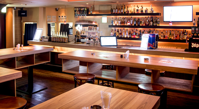 Delicieux Bar Mandarino, Dining Bar In Shinjuku, Tokyo