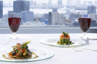 Photo from Brise Verte, French Restaurant in The Prince Park Tower Tokyo in Shiba Koen, Tokyo