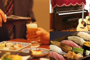 Photo from Festa, Gourmet dining and Karaoke in Azabu (Roppongi), Tokyo
