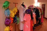 200 costumes to dress up in!