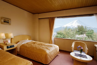 Photo from Fuji Lake Hotel, Accommodations with Mt. Fuji view in Kawaguchiko, Yamanashi