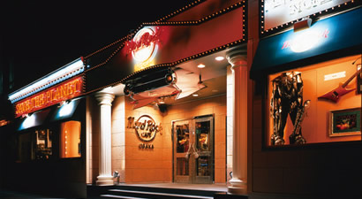 Photo from Hard Rock Cafe Osaka, Classic American Cuisine in Osaka