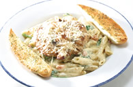 Blackened Chicken Penne Pasta