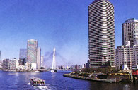 Sumida River Boat Tour