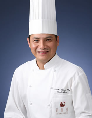 Chef Frankie Tang