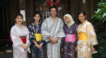 Photo from HEJ Kimono Workshop, Take home your brand new yukata (HCA014)