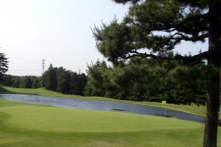 Photo from Hon Chiba Country Club, Traditional Tree-lined 27-hole golf course in Chiba, Japan