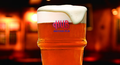 Photo from HUB Group, The British Pub in Japan