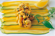 Marinated Mustard Shrimp