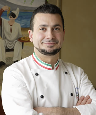 Ivo Virgilio Owner & Chef