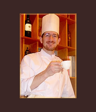 Chef and Owner Stefano Fastro
