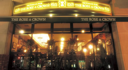 Photo from The Rose & Crown Dojima, British Pub in Dojima, Osaka
