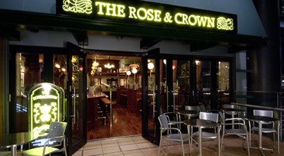 Photo from The Rose & Crown Shiodome, British Pub in Shiodome, Tokyo