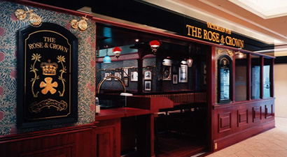 Photo from The Rose & Crown Ueno, British Pub in Ueno, Tokyo