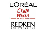 The best Western products - Redken, L'Oreal, Wella