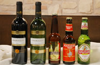 Indian Wine & Beer