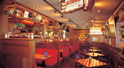Photo from T.G.I. Friday's Shinagawa, Casual American Restaurant in Tokyo