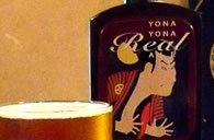 Yona Yona Real Ale on Tap