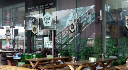 Photo from THE FooTNiK Osaki, Authentic British Pub with Live Football in Osaki, Tokyo