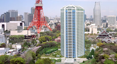 Photo from The Prince Park Tower Tokyo, Hotel in Shiba Koen, Tokyo