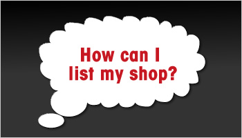 List Your Shop